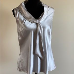 Ann Taylor Silk Shell Blouse
